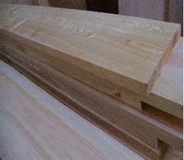 100X2770X18 mm/KBHoldings 편백나무 목재